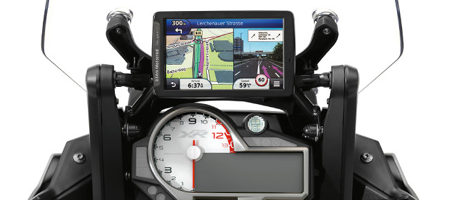 bmw motorrad navigator v per moto navigatore touchscreen 5 ebay. Black Bedroom Furniture Sets. Home Design Ideas
