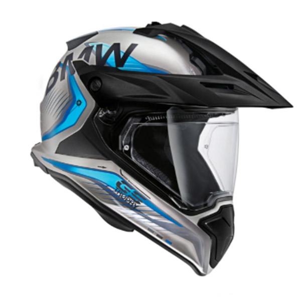elegante en estilo color rápido zapatos genuinos Details zu Casco GS Carbon Bmw Motorrad da Enduro Sportivo Turismo