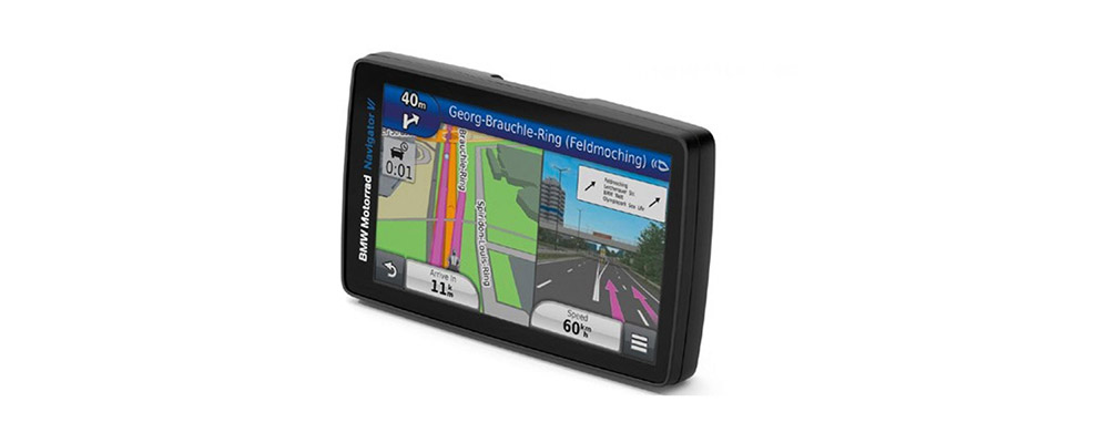 Navigator VI:il nuovo Sistema di Navigazione Bmw Motorrad