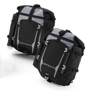 prezzo basso design senza tempo molti stili Sistema Soft di Gestione bagagli Atacama Borse Laterali