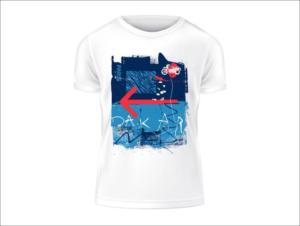 T-Shirt GS Dakar