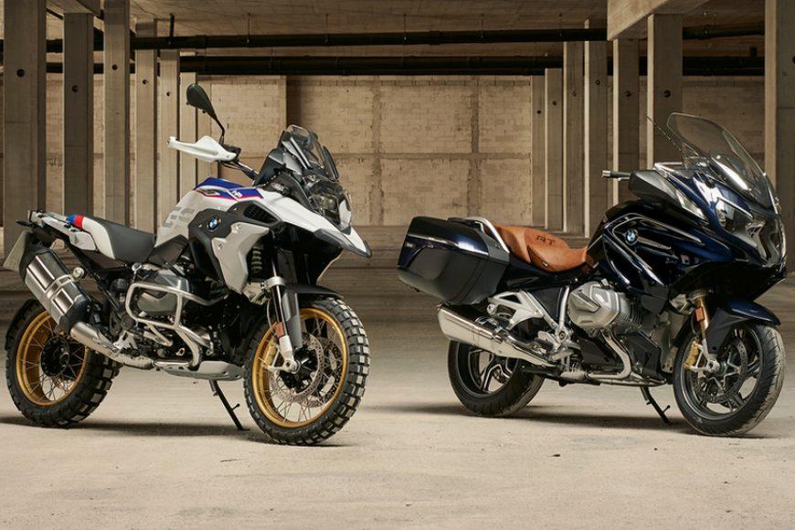 Presentate le BMW R 1250 Gs e Rt: qualche anticipazione