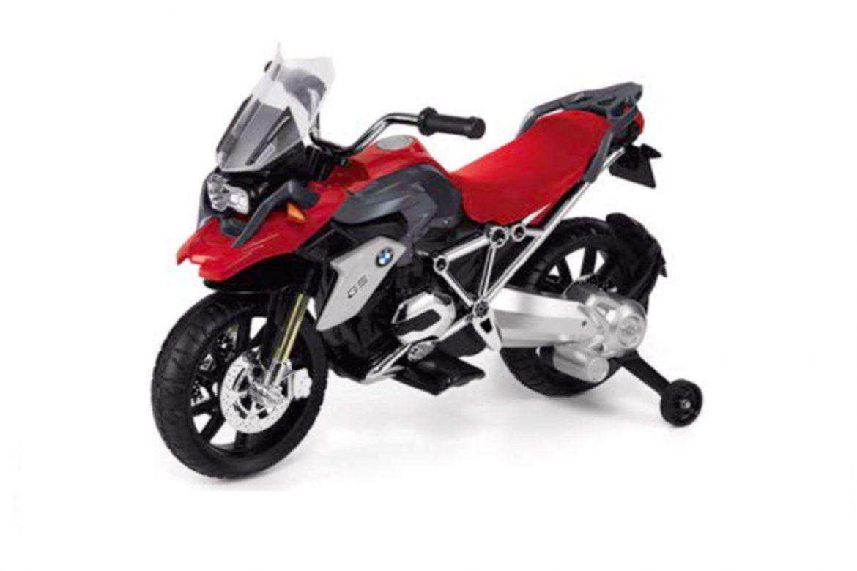 BMW 1200 GS 12 Volts, per motociclisti… molto in erba