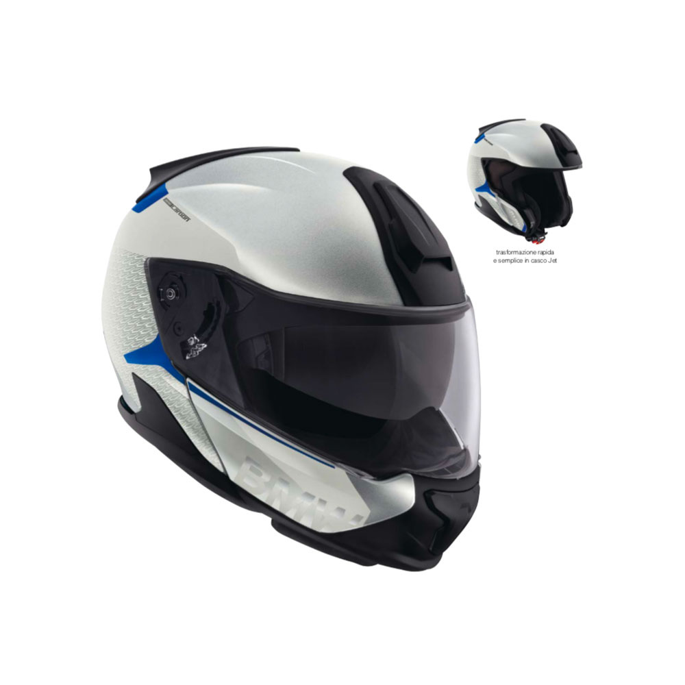 muchos de moda diseño atemporal boutique de salida Casco BMW Motorrad System 7 Carbon Modello 2019